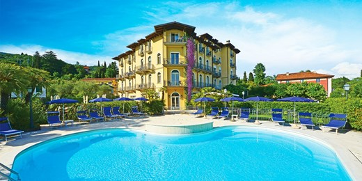 £499pp & up -- 4-Star Lake Garda Holiday w/Meals & Drinks