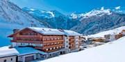ab 505 € -- 4 Wintertage im tiroler Ski- und Wellnesshotel