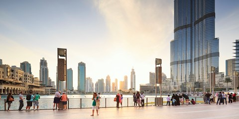 899€ -- Tres Emiratos Árabes en 6 días con crucero y safari