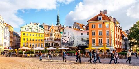 999€ -- Circuito por las Repúblicas Bálticas en Semana Santa
