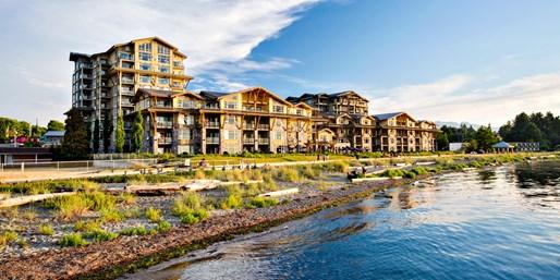 $159 -- Parksville: 4-Star Resort w/Breakfast, Reg. $249