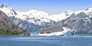 $4,798 起 -- 阿拉斯加 7 晚郵輪假期 登上 2018 最新旗艦 探索最美冰河航道