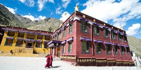 $12,988 起 -- 西藏 8 天團 直航往返 沿青藏鐵路 一睹羊卓雍仙境
