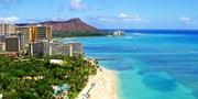 ¥94,900 -- 4名1室利用ハワイ5日間 リビング&キッチン付きホテル泊