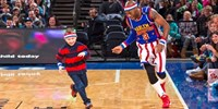 $14 -- Harlem Globetrotters in Wildwood: One Weekend Only
