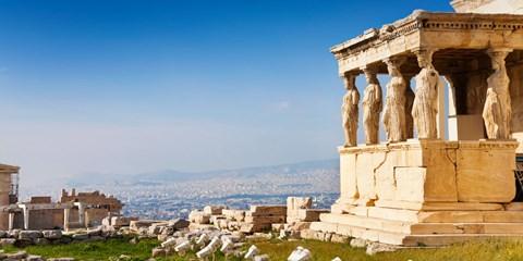 682€ -- Semana por Atenas, Olimpia y Delfos con visitas