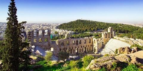 698€ -- Semana por Atenas, Olimpia y Delfos con visitas