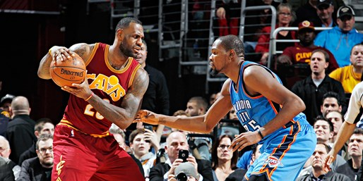 $42-$145: Cleveland Cavaliers Games into April