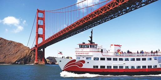 $64 -- San Francisco Explorer Pass to Top Attractions