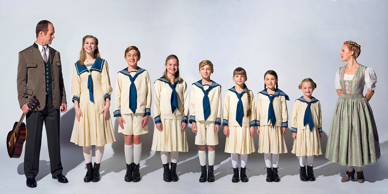 $54 -- 'The Sound of Music' at 5th Avenue, up to 50% Off