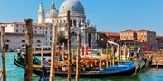 £199pp -- 4-Star 2-Nt Rome & 2-Nt Venice Break w/Flights