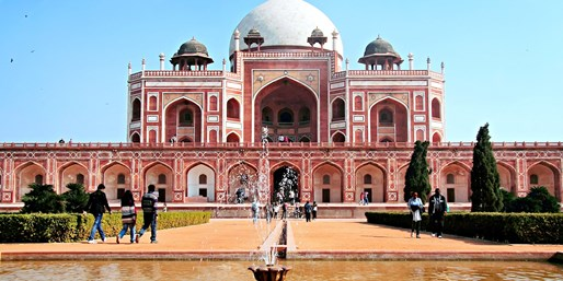 $705* & up -- Atlanta to the Middle East and India, R/T
