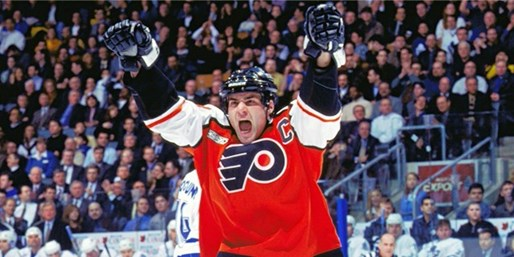$23 -- Hockey Hall of Fame Classic w/All-Stars incl. Lindros