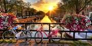 ab 99 € -- Niederlande: Großstadtflair trifft Strandidylle