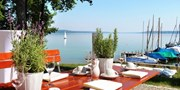 129 € -- Urlaub am Starnberger See mit Panorama & Menü, -52%