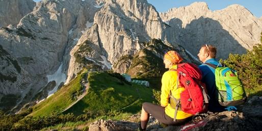 ab 124 € -- Natur pur am Wilden Kaiser: Wandertage mit HP