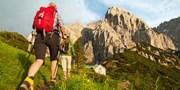 ab 699 € -- Alpenüberquerung Innsbruck-Meran in 7 Tagen
