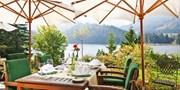 149 € -- Bayern: 4,5*-Alpenurlaub am See mit Dinner, -47%