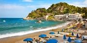 549 € -- Sizilien: Strandwoche mit Halbpension & Flug, -200€