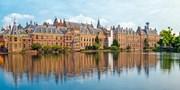 ab 114 € -- Den Haag: Großstadtflair direkt an der Nordsee
