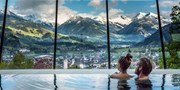 149 € -- Kitzbühel: Luxushotel mit Panoramapool & Menü, -46%