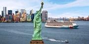 ab 3169 € -- Silvester in New York & Karibik Kreufahrt