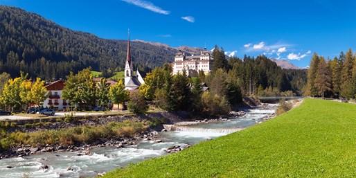 139 € -- Bergwelt von Südtirol mit 6-Gang-Menüs, -35%