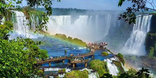 2999 € -- Brasilien-Reise mit Business-Class-Flügen, -1000 €