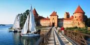 699 € -- Rundreise durchs Baltikum mit Flug & Hotels, -250 €