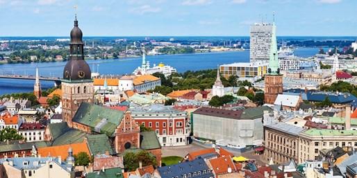 ab 299 € -- Kulturelle Schätze in Riga inkl. Flug