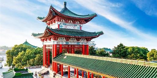 999 € -- China-Rundreise mit Shanghai, Peking & Xi'an, -41%