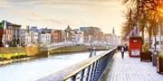 ab 329 € -- Flugreise nach Dublin ins 4*-Hotel mit Guiness
