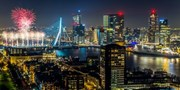 ab 219 € --  Silvester in Rotterdam mit Minicruise