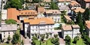 ab 89 € -- Riva del Garda: 4-Sterne-Hotel mit HP & Wellness