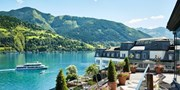 ab 199 € -- Bergstadt Zell am See: 4-Sterne-Hotel mit HP