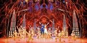 """ab 144 € -- Hafenstadt Hamburg und Disney Musical """"Aladdin"""""""