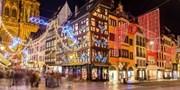 99 € -- 3 Tage Straßburg zur Weihnachtszeit mit 3-Gänge-Menü