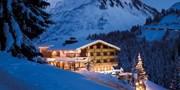 ab 84 € -- Berghotel in Vorarlberg mit 5-Gang-Menü