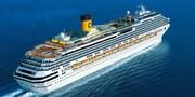 ab 599 € -- Mittelmeerkreuzfahrt mit David Hasselhoff