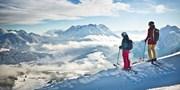 ab 199 € -- Skiurlaub in der Schweiz mit Skipass & HP