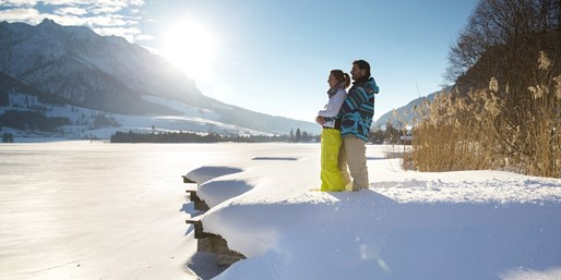 ab 99 € -- Winter am Wilden Kaiser mit All Inclusive, -50 €