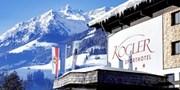 ab 389 € -- Skiurlaub in den Kitzbüheler Alpen mit Skipass