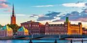 ab 299 € -- Stockholm und Umgebung erkunden inkl. Flug