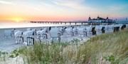 ab 94 € -- 4-Sterne-Hotel auf Usedom mit Menü und Massage