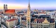 ab 99 € -- 3 Tage München erkunden inkl. Therme Erding