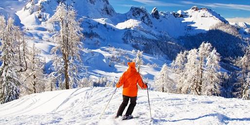 69-79 € -- Skiurlaub in Kärnten direkt an der Piste, -36%