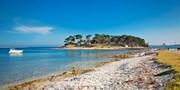 ab 99 € -- 6 Tage Kroatien: Villa mit Blick auf die Küste