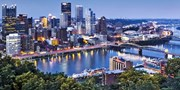 $159 -- Pittsburgh Riverside Hotel w/Parking, 40% Off