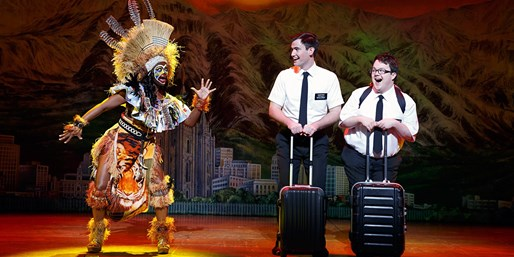 $50 & up -- Presale: 'The Book of Mormon' in Houston