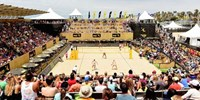 $0 -- AVP Beach Volleyball: Free Entry & 30% Off Club Seats